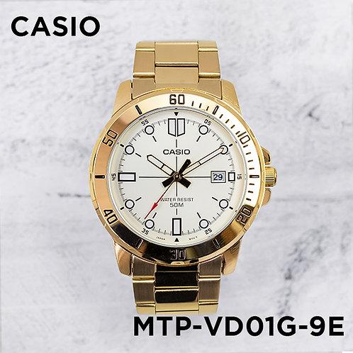 Casio MTP VD01G-9E