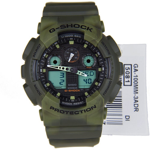 Casio GShock ga 100mm-3a