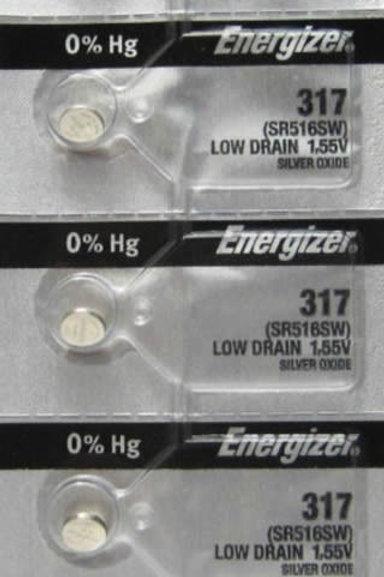 BATERIA ENERGIZER 317