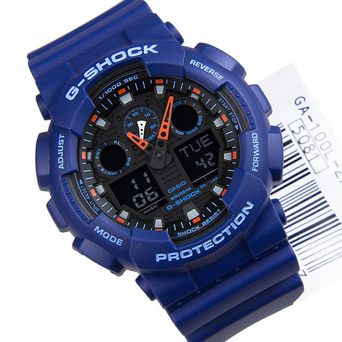 Casio GShock ga 100l-2a