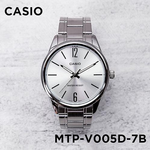 Casio MTP V005D-7B