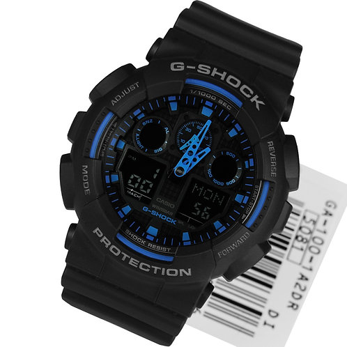 Casio GShock ga 100-1a2
