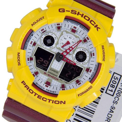 Casio GShock ga 100cs-9a