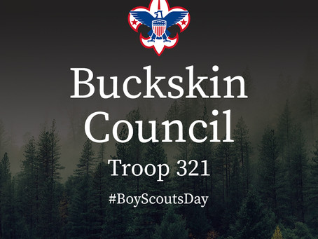 National Boy Scout Day