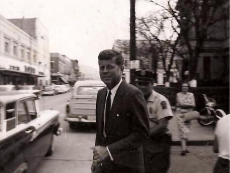 JFK's 1960 Presidential Campaign in Williamson