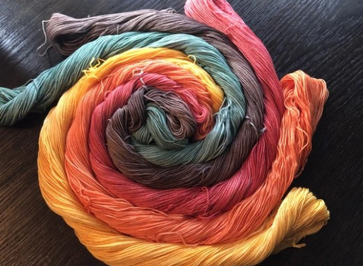 Rebel Purl by Mary Ramsey