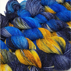 Deep Dyed Yarns