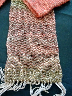 Copy of Weaving a Scarf