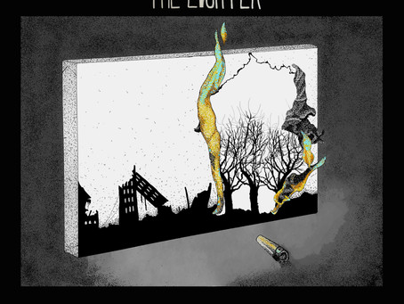 "Where's the Lighter - ""Land of Despair,"" ""Land of Despair Reimagined,"" and ""Ripple"""
