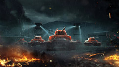 World Of Tanks - Dark Front