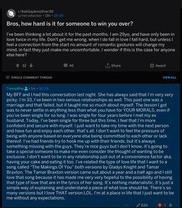 The love for Reddit (Subreddit: AskGaybrosOver30)