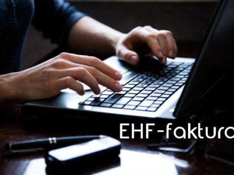 Hvordan sende EHF-Faktura
