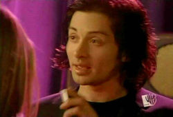 Johnny Alonso on One Tree Hill