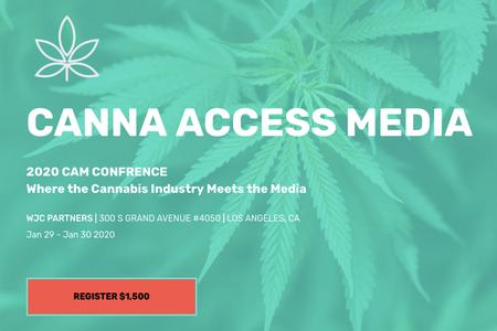 Canna Access Media Conference