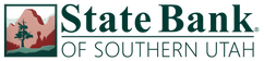 SBSU State Bank of Southern Utah Logo Gr