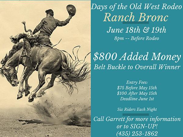 Ranch Bronc Facebook ad.png
