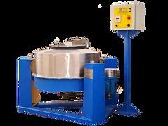 Centrífuga Industrial - Tecnort Zambelli - Máquinas para Lavanderia Industrial