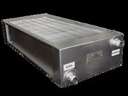 Radiadores - Tecnort Zambelli - Máquinas para Lavanderia Industrial