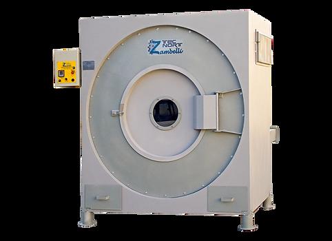 Secadora Industrial Dupla Ventilação Hospitalar - Tecnort Zambelli - Máquinas para Lavanderia Industrial