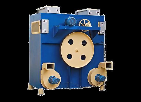 Secadora Industrial Dupla Ventilação - Tecnort Zambelli - Máquinas para Lavanderia Industrial