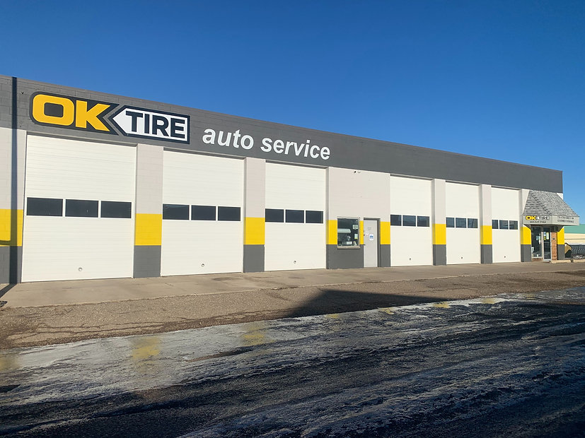 OK Tire Auto Service
