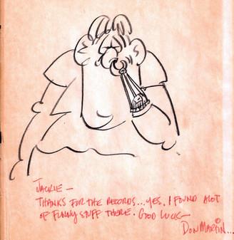 Jackie Martling's First LP