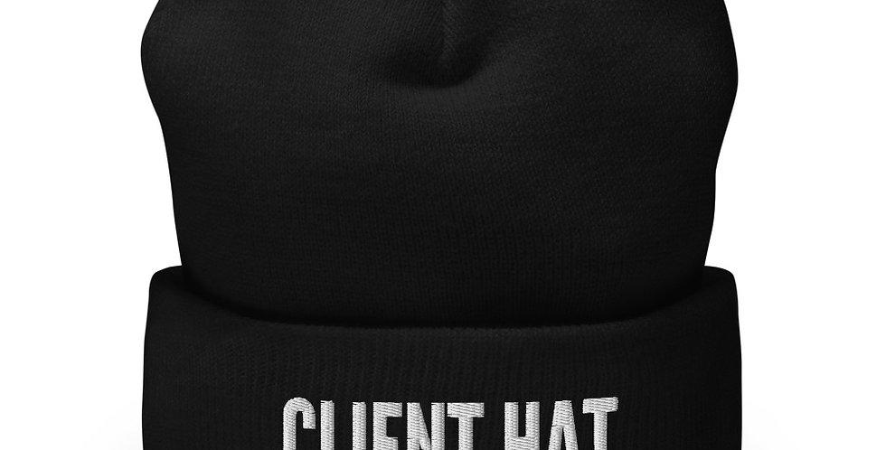 Client Hat Winter Hat