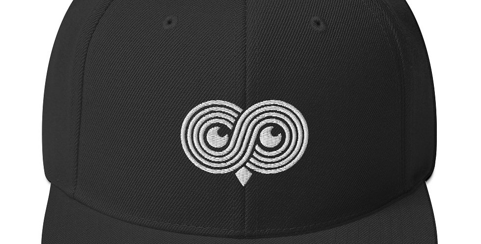 Another Sellout Owl Logo Snapback Hat