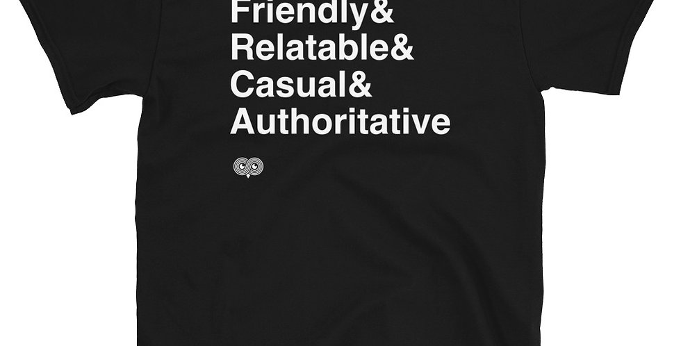 Overused Voiceover Casting Specs T-Shirt