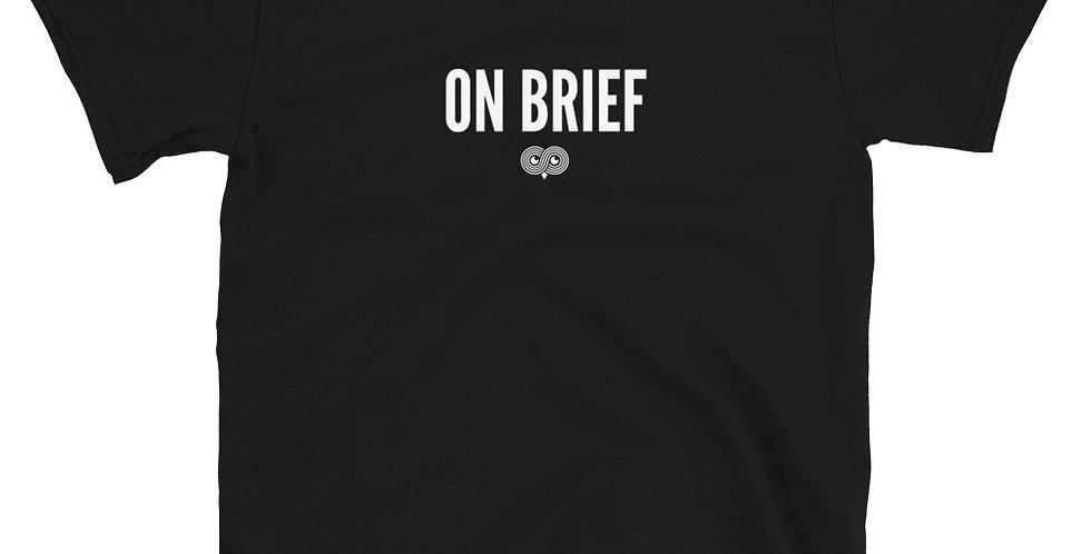 On Brief T-Shirt