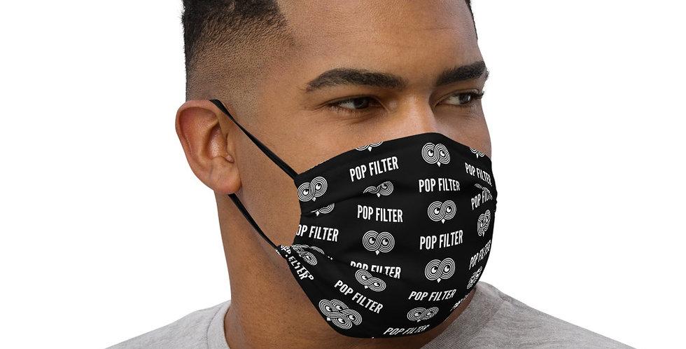 Pop Filter Face Mask