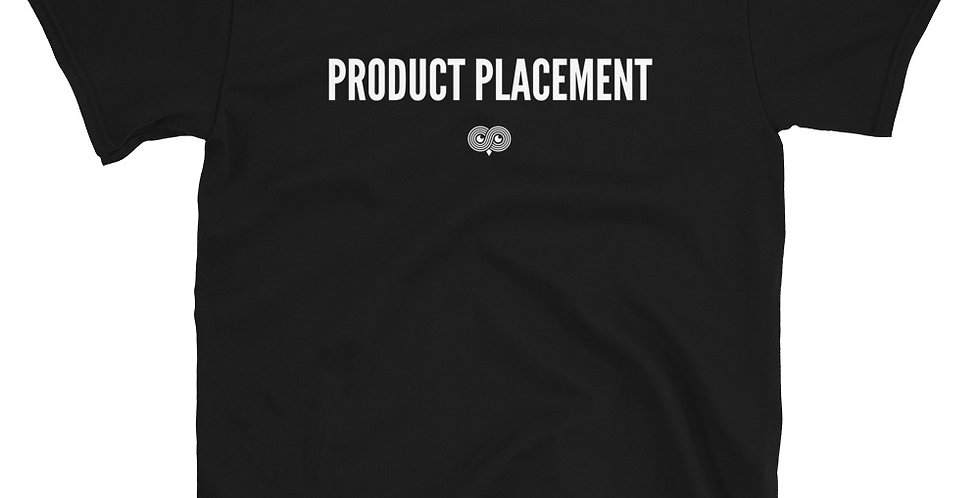 Product Placement T-Shirt