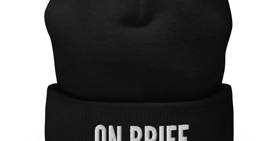 On Brief Winter Hat