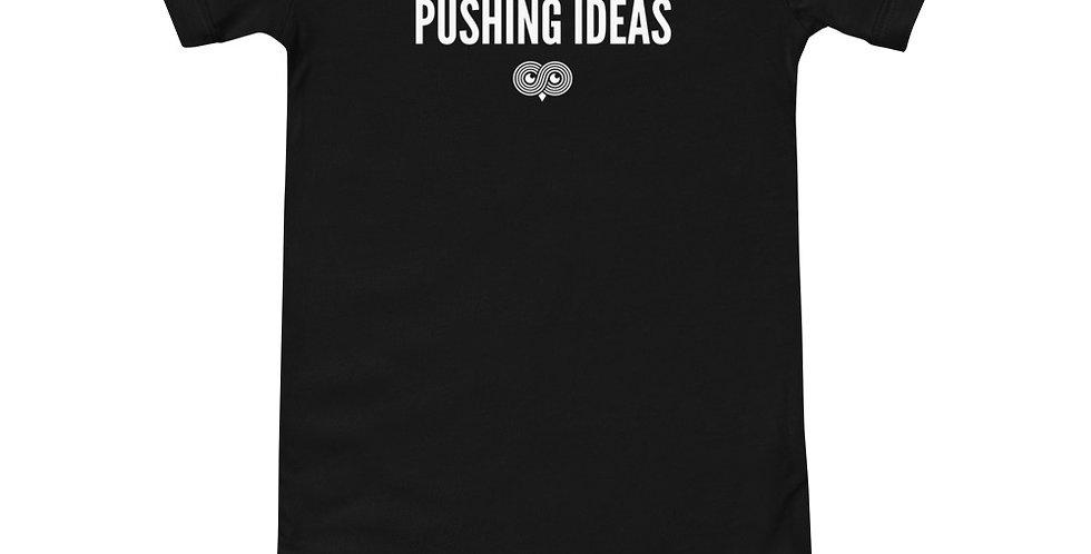 Pushing Ideas Onesie