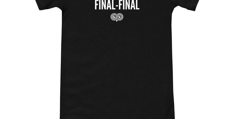 Final Final Onesie
