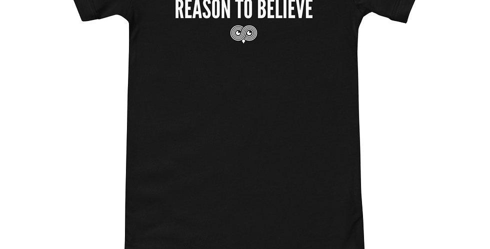 Reason To Believe Onesie