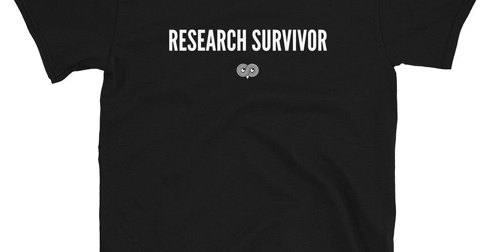 Research Survivor T-Shirt