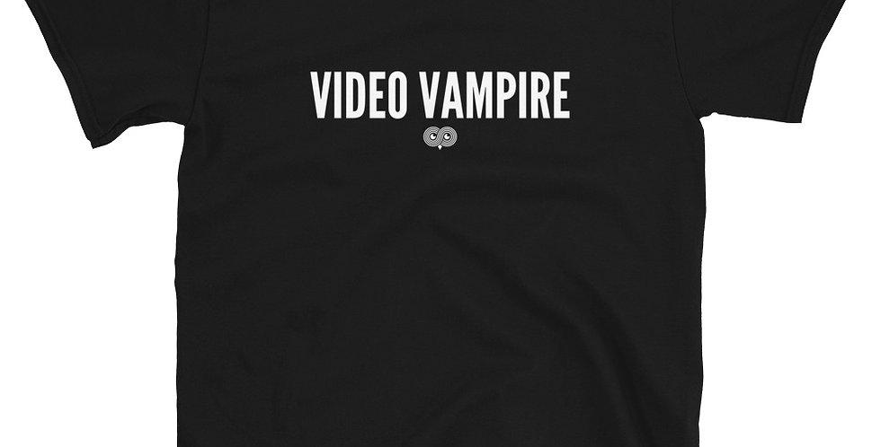 Video Vampire T-Shirt
