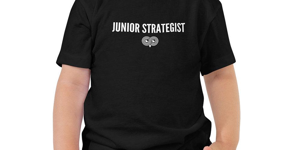 Junior Strategist Toddler Tee
