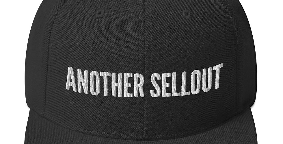 Another Sellout Snapback Hat