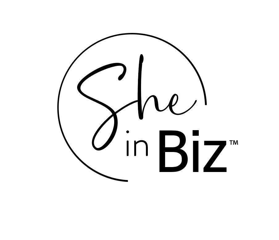 She in Biz Logo