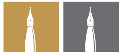 Reverse logo design
