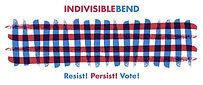 Logo Indivisible Bend Horizontal 75 poin