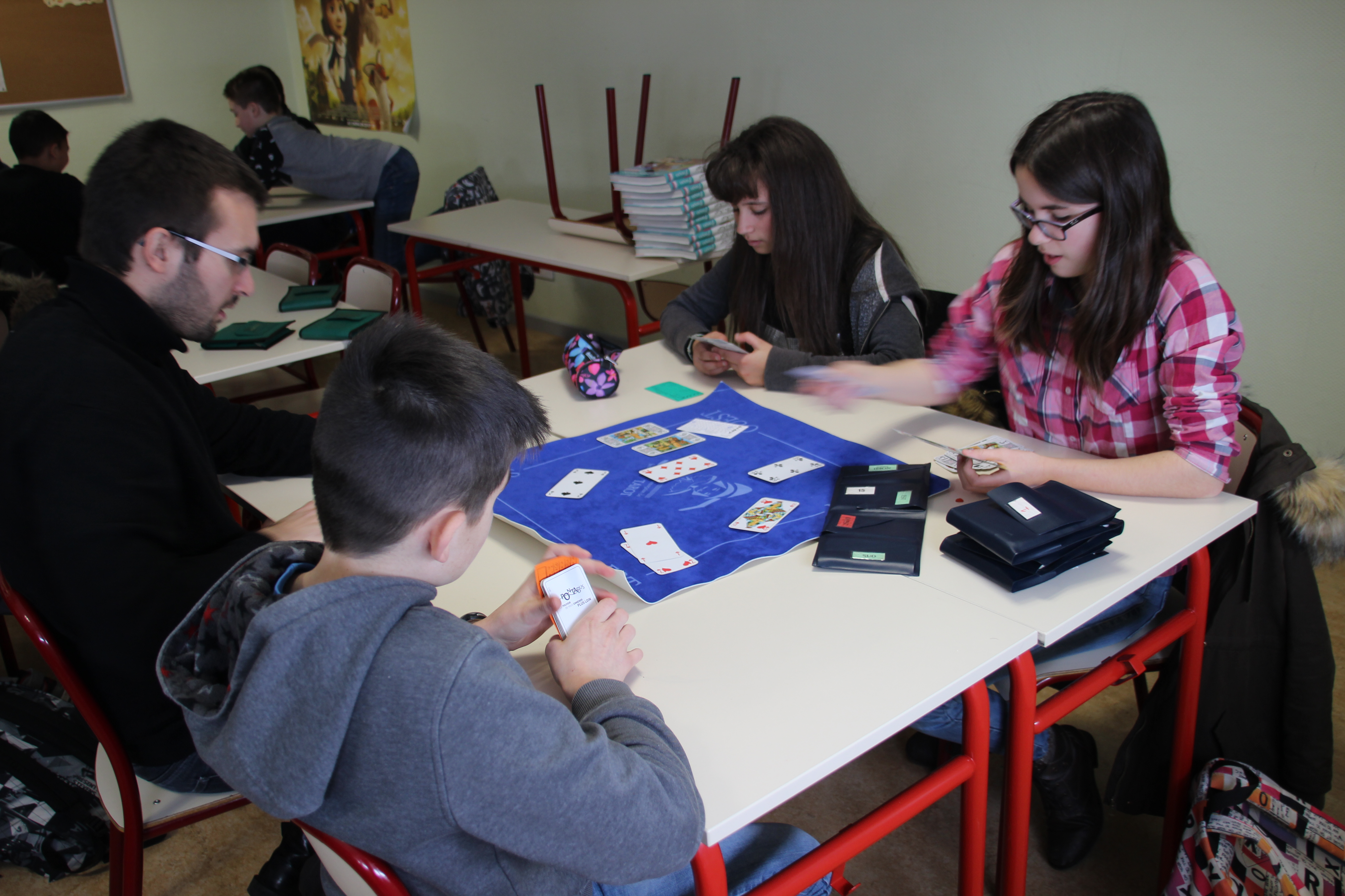 Ecole de Tarot Jules Ferry Delle