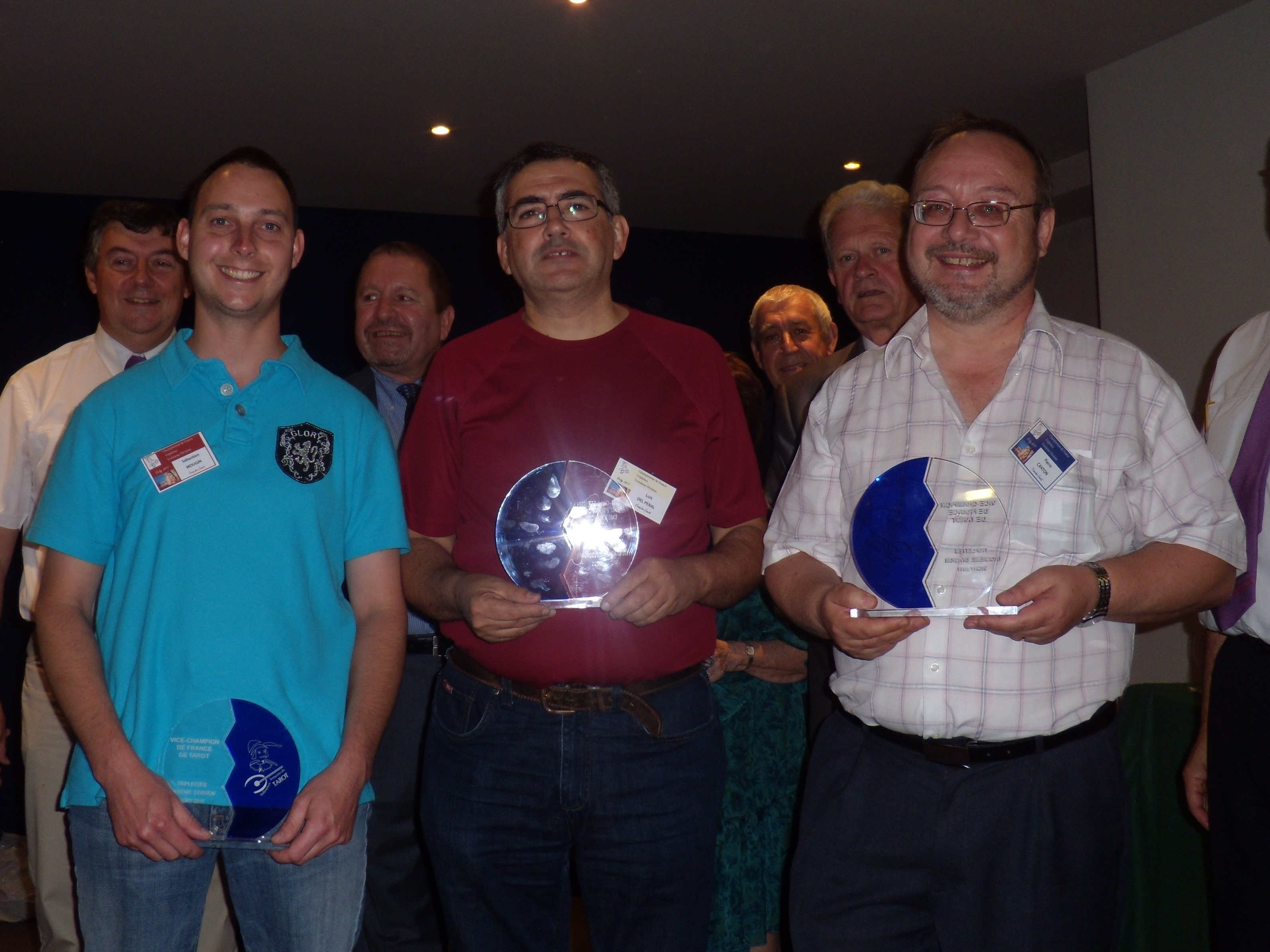 2011 Vichy Triplettes D3 2e