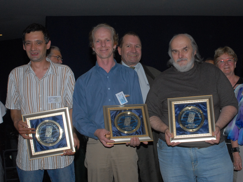 2009 Vichy Triplettes D2