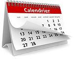 Mise à jour calendrier