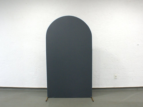 Arco Romano Cinza Escuro