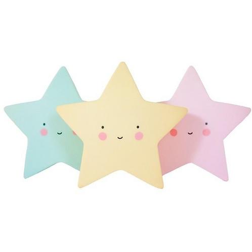 Trio de Estrelinhas Baby