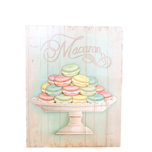 Quadrinho Macarons
